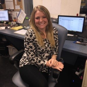 Service Center Secretary & Cashier Niki Hollen