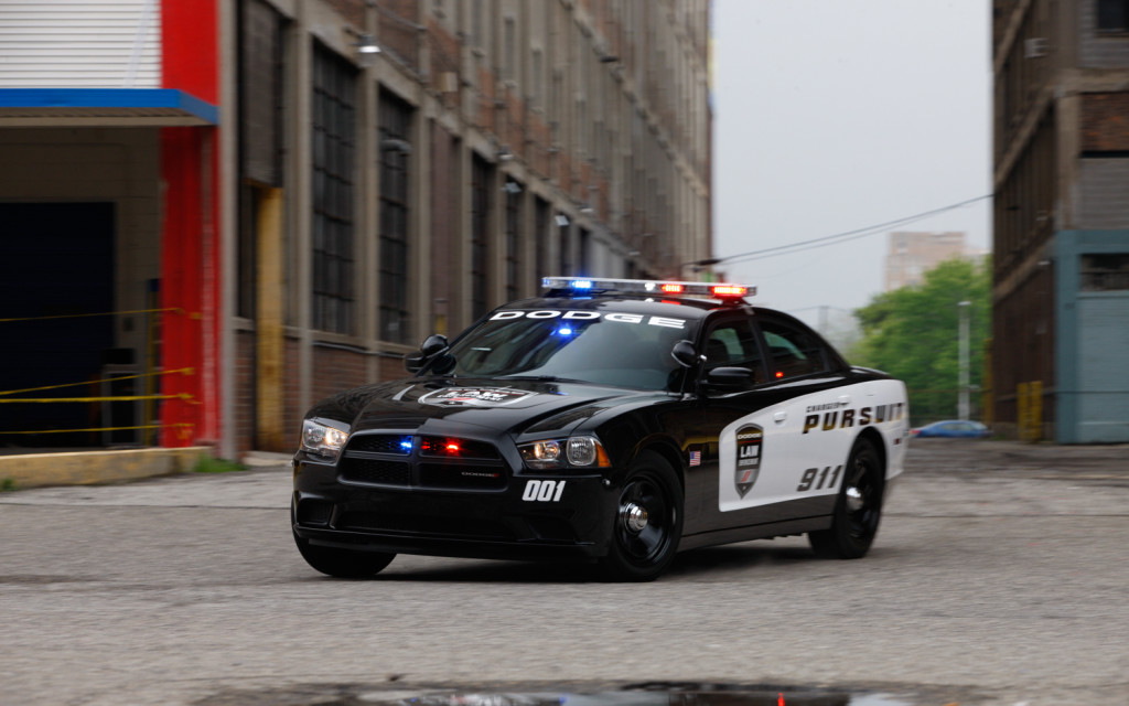 dodge-charger-pursuit-front-three-quarters
